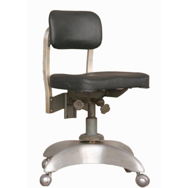 Industrial Tanker Office Chair by Good Form - Image 2 of 8
