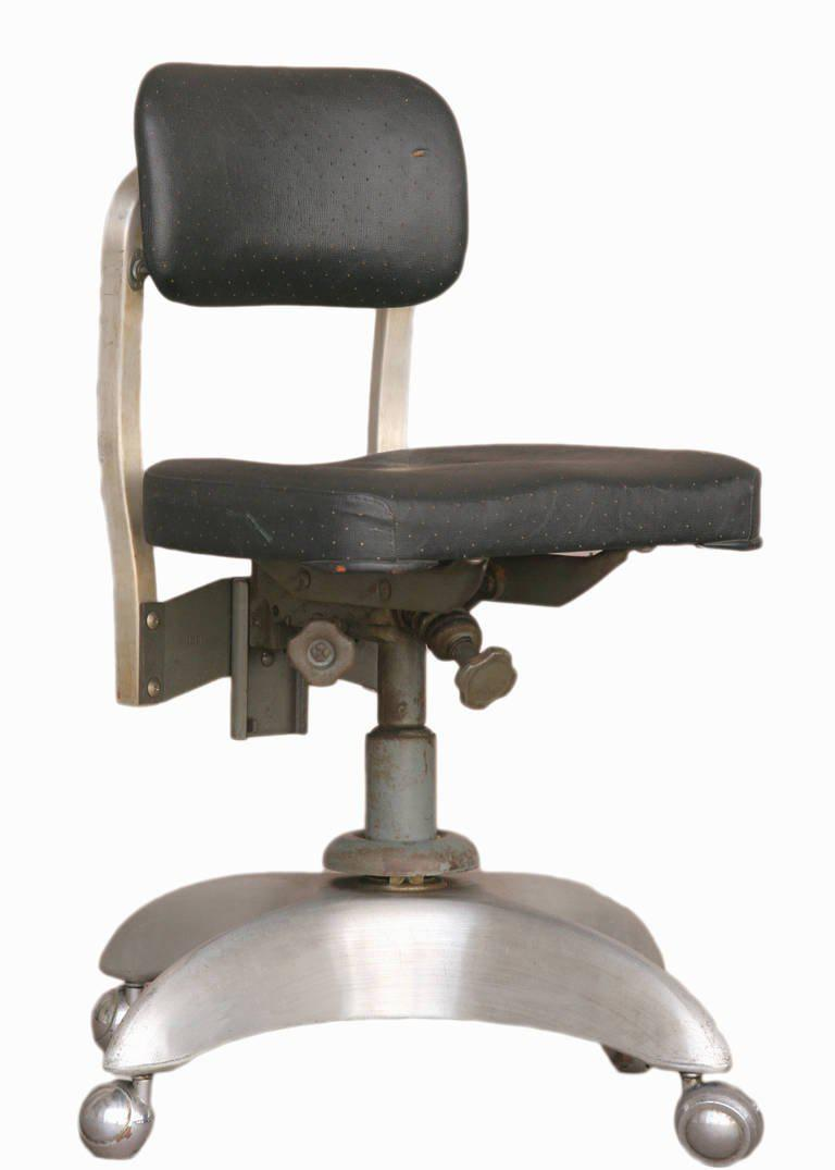 Industrial Tanker Office Chair By Good Form   Image 2 Of 8