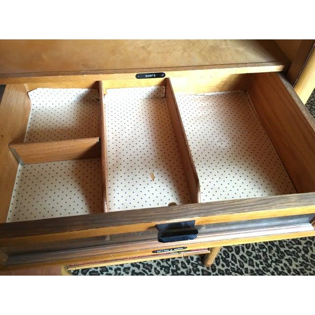 Asian-Style Compactom English Wardrobe - Image 6 of 11