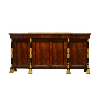 Empire Baker Stately Homes Collection Mahogany Sideboard For Sale