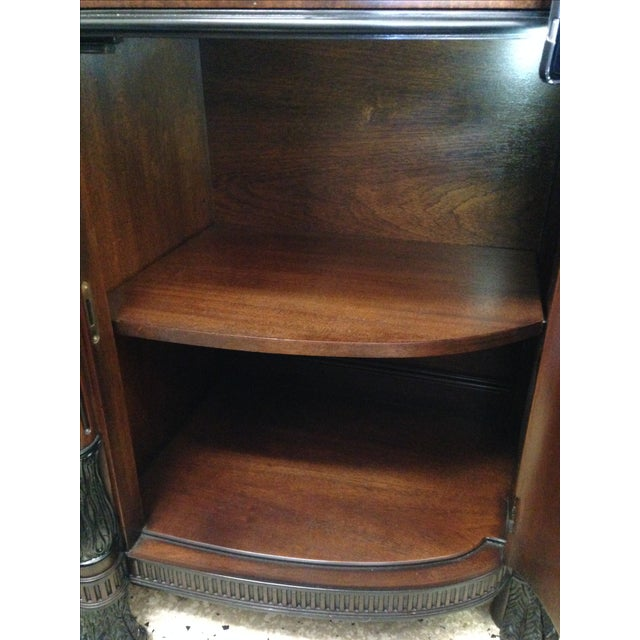 Regency Curved-Front Buffet - Image 4 of 6
