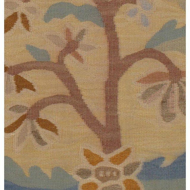 Traditional Antique Bessarabian Kilim Circa 1890 7' X 10' For Sale - Image 3 of 6
