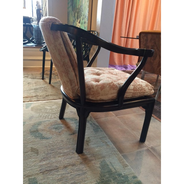 Heritage Chinoiserie Accent Chair - Image 9 of 10