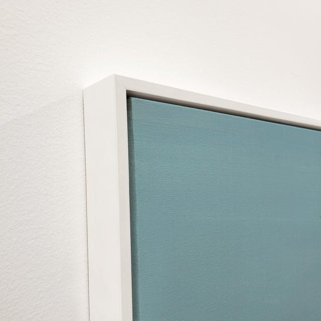 Contemporary Kenneth Ludwig Print on Canvas, Ocean Blue II by Barclay Butera For Sale - Image 3 of 4