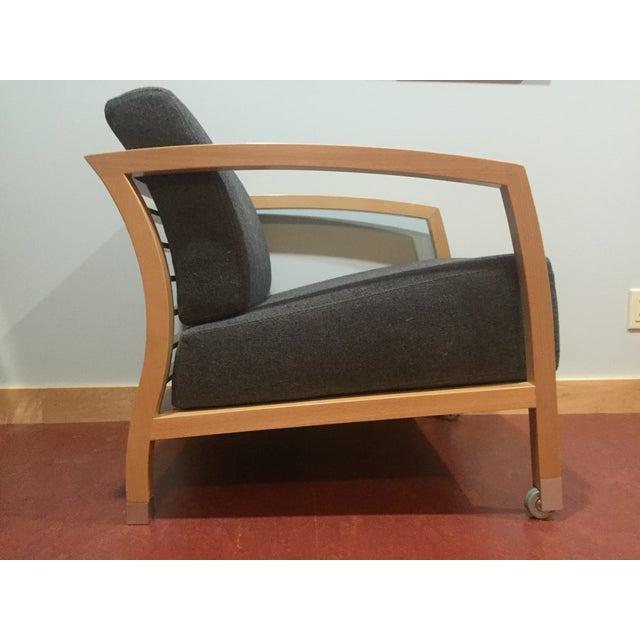 Modern DWR Stua Malena Armchair For Sale - Image 3 of 5
