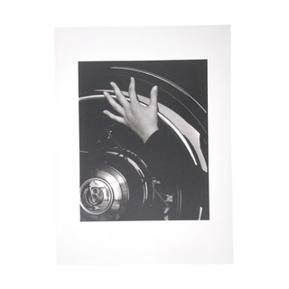 """Large Vintage Photogravure-""""Georgia O'Keeffe"""" by Alfred Stieglitz (Usa 1864-1946) For Sale"""