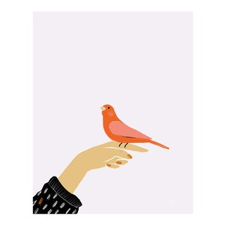 "Lisa Rupp ""Red Bird"" Print"