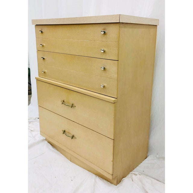 Mid 20th Century Vintage Mid Century Dresser Chest by Harmony House For Sale - Image 5 of 10