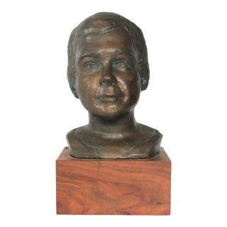 Plaster Bust For Sale