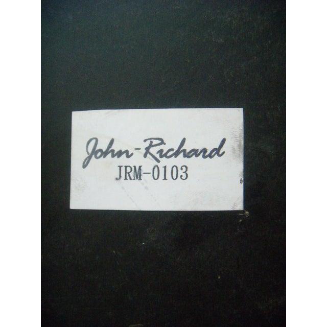 Red John Richard 'Spider Web' Designer Mirror For Sale - Image 8 of 10