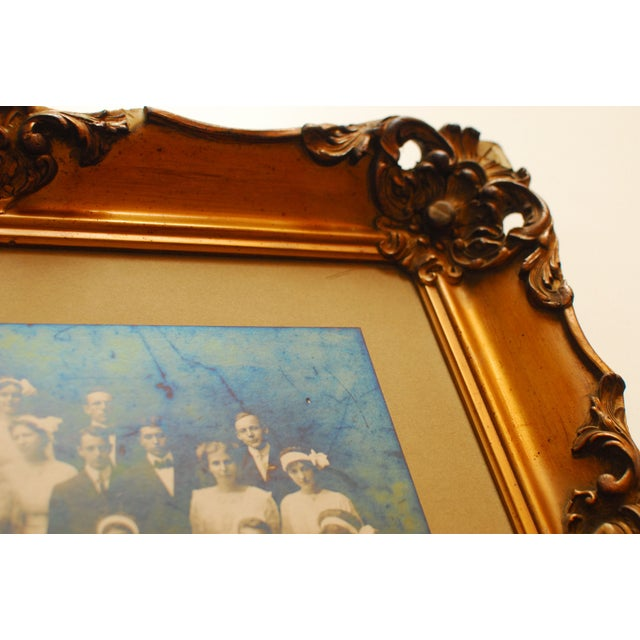 Traditional Original Gilbert & Bacon Group Photo For Sale - Image 3 of 6