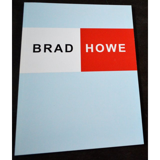 Brad Howe Galerie Uli Lang 2011 Artist Catalog Coffee Table Book New For Sale - Image 10 of 10