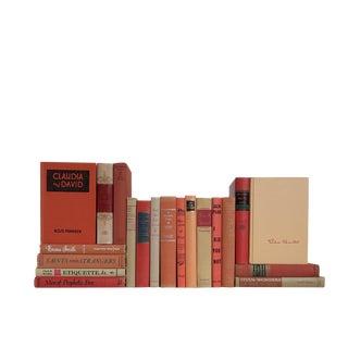 Peach Blossom : Set of Twenty Decorative Books