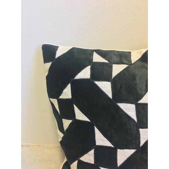 Contemporary Jaipur Cosmic Collection Pillow Cover by Nikki Chu For Sale - Image 4 of 5