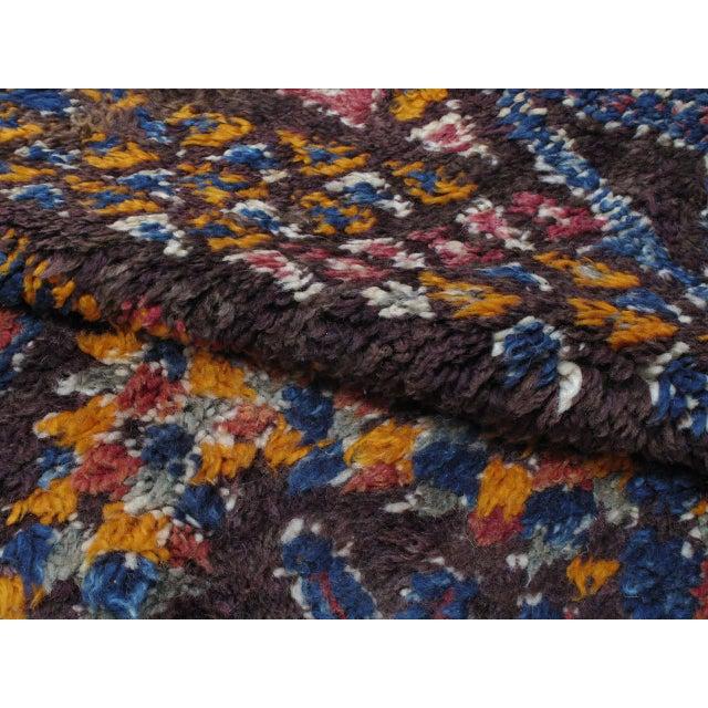 Beni Mguild Moroccan Berber Rug For Sale - Image 10 of 10