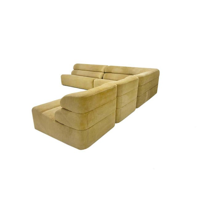 Postmodern 1970s Terrazza Modular Sofa by Artima, For Sale - Image 3 of 7