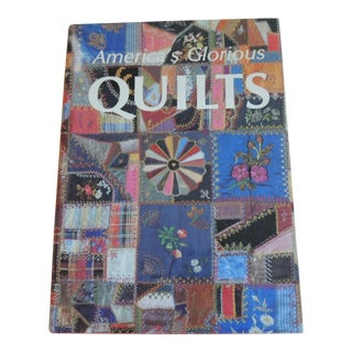 America's Glorious Quilts Book For Sale