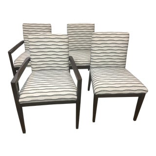 Modern Miranda Chairs- Set of 4 For Sale
