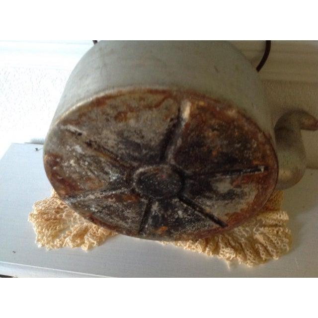 Antique Aluminum Tea Kettle - Image 5 of 7