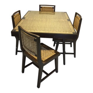Mexican Modernist Dining Set Van Beuren Design