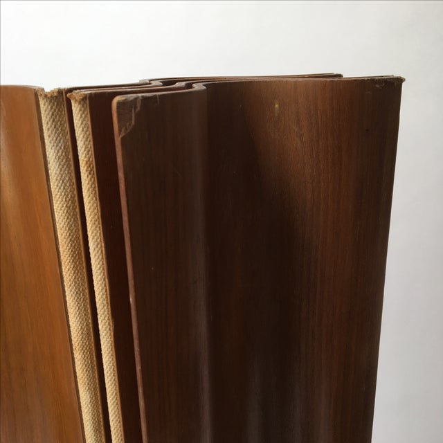 Eames Folding Plywood Screen - Image 10 of 11