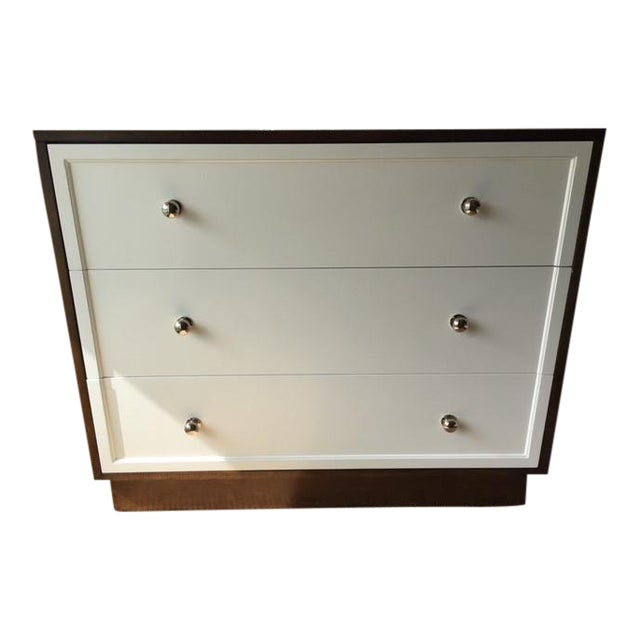 Century Furniture Custom 3-Drawer Chest For Sale