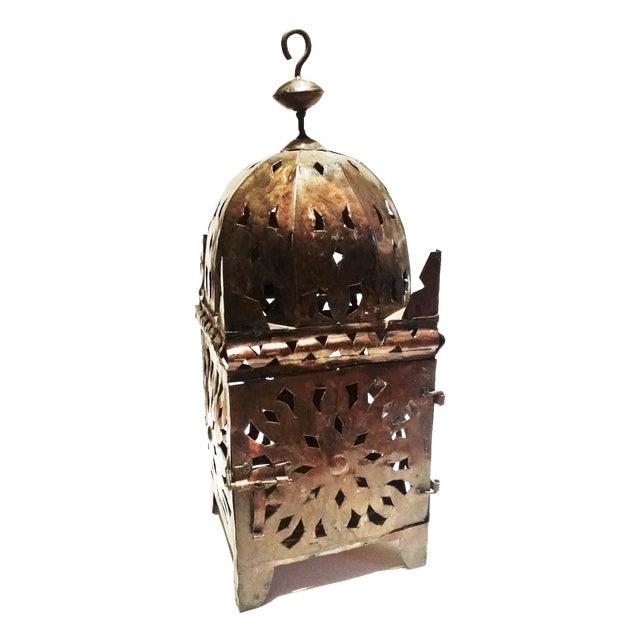 Moroccan Kasbah Lantern - Image 1 of 4