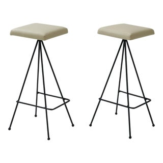 Adrian Pearsall #11 Bar Stools For Sale