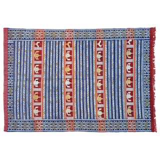 Moroccan Rug - 6' X 4'2'' For Sale