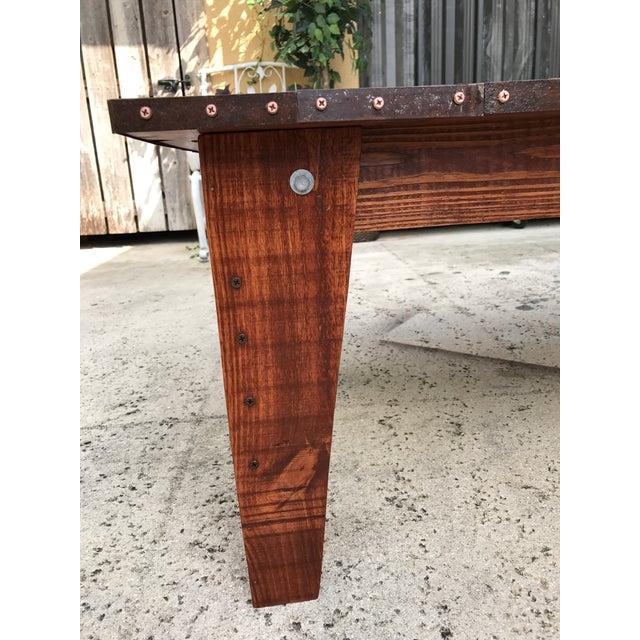 Cigar Box Coffee Table - Image 7 of 11