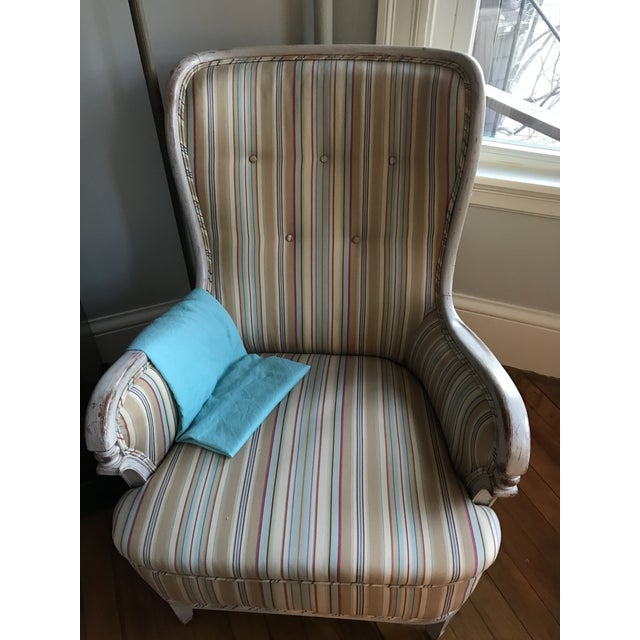 Mid-20th Century Chairs & Settee From Sweden For Sale - Image 11 of 13