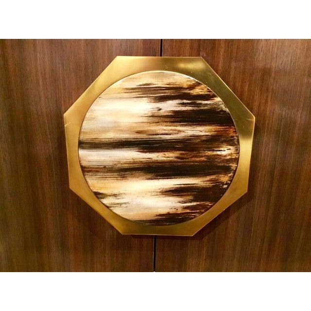 Modern Henredon Bihuber Barclays St. Bar Cabinet For Sale In Atlanta - Image 6 of 10