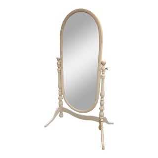 Shabby Chic Cheval Mirror