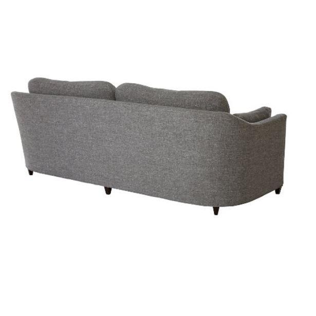 Contemporary Gray Pippa Sofa For Sale - Image 4 of 8