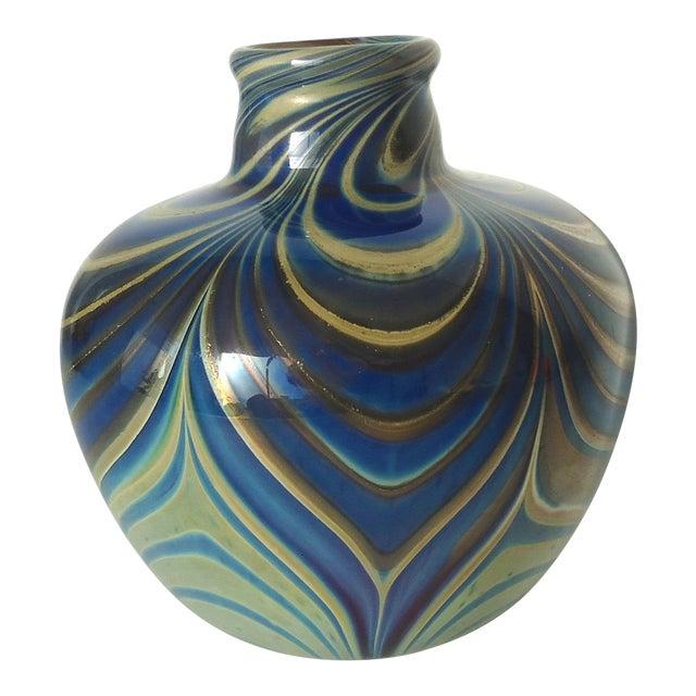 Vintage Studio Glass Vase - Image 1 of 7