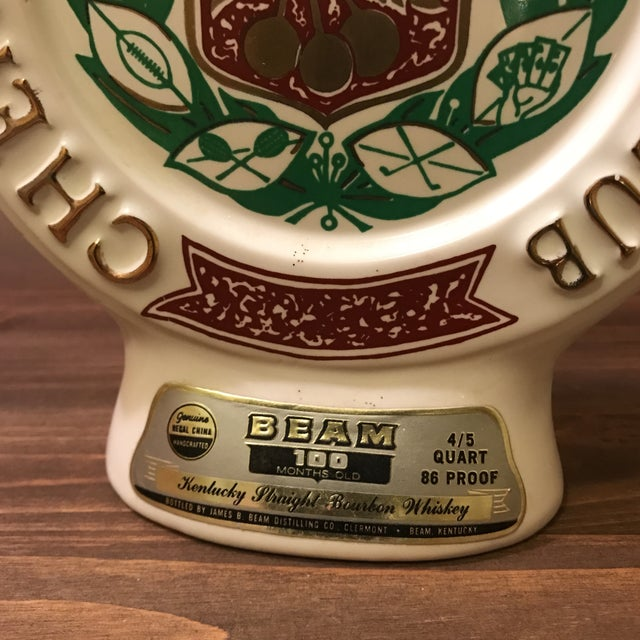 Vintage 1970s Jim Beam Decanter For Sale - Image 4 of 11