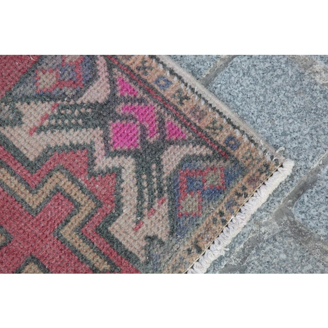 "Tribal Village Carpet - 3' x 1'8"" - Image 7 of 10"