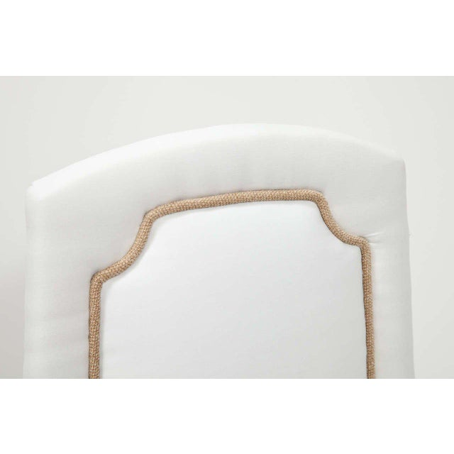 Pair of High Back Armchairs - Image 5 of 9