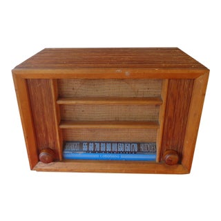 1948 Antique Coronado Radio For Sale