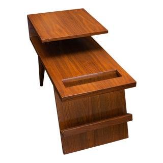 Midcentury Risom Style Magazine Table