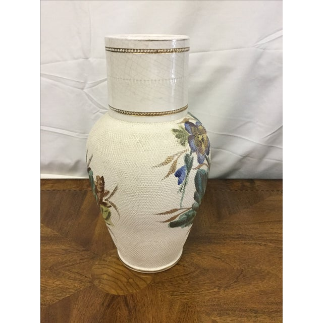 1920's Tapestry Vase - Image 3 of 7
