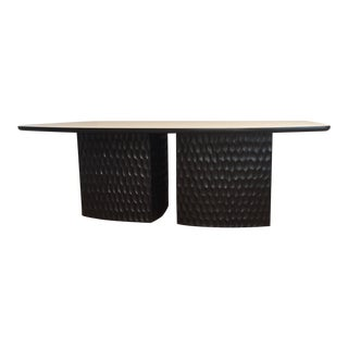 Modern Sculptural Organic Dining Table