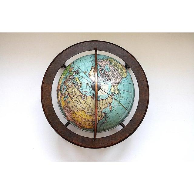 Vintage Weber Costello Desk Globe