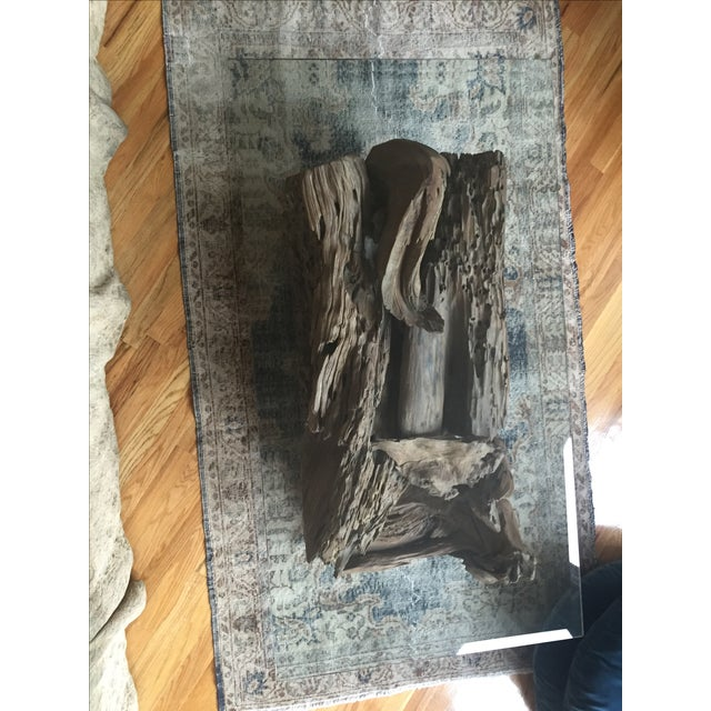 Driftwood Coffee Table - Image 4 of 4