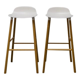 Home Nature Bar Stools- A Pair For Sale