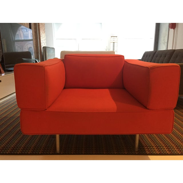 Cassina Piero Lissoni Reef Swivel Lounge Chair - Image 2 of 6