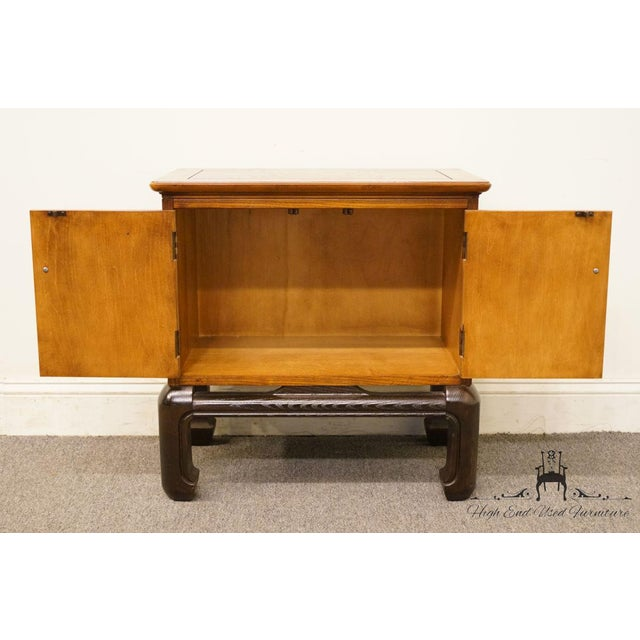Late 20th Century Lane Furniture Alta Vista Nightstand For Sale - Image 5 of 11