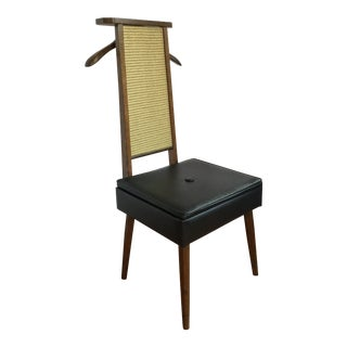 Mid-Century Modern Butler Chair - Valet Stand For Sale