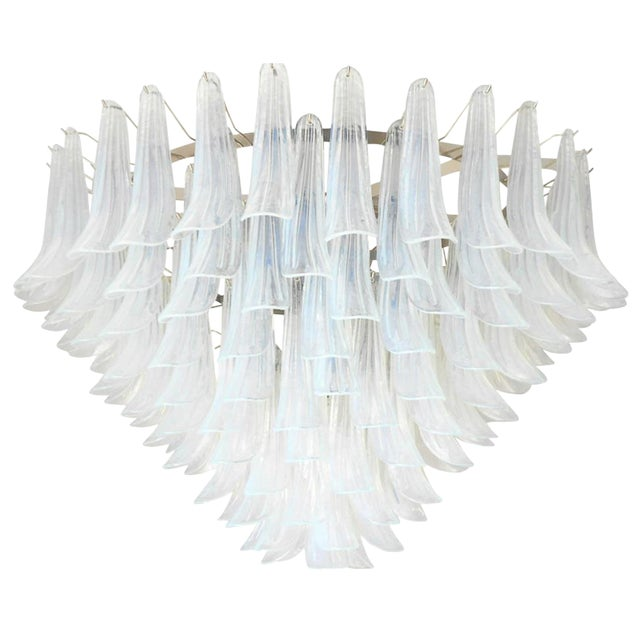 Selle Chandelier by Mazzega For Sale