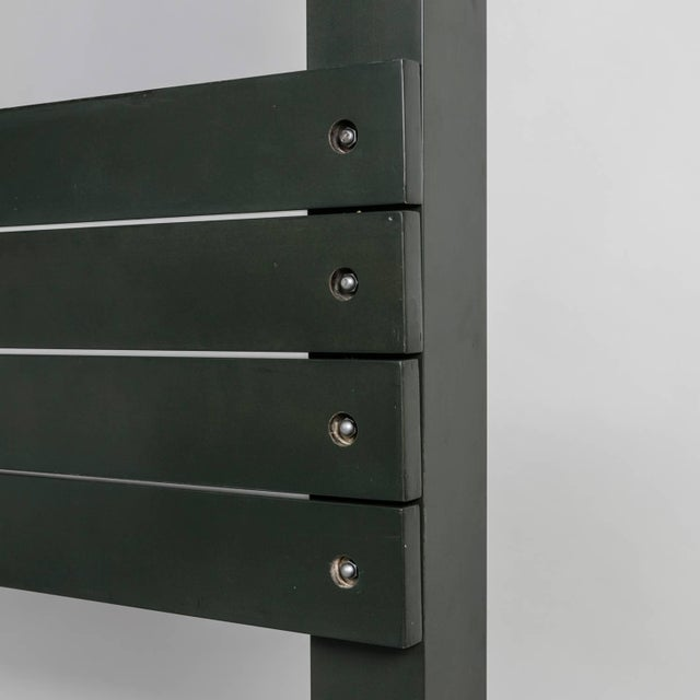 """""""Cilia"""" Double Bed by John Hejduk for Pallucco For Sale - Image 5 of 7"""